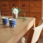 リビングの片付けをラクにする家具の配置(ダイニングテーブル編)