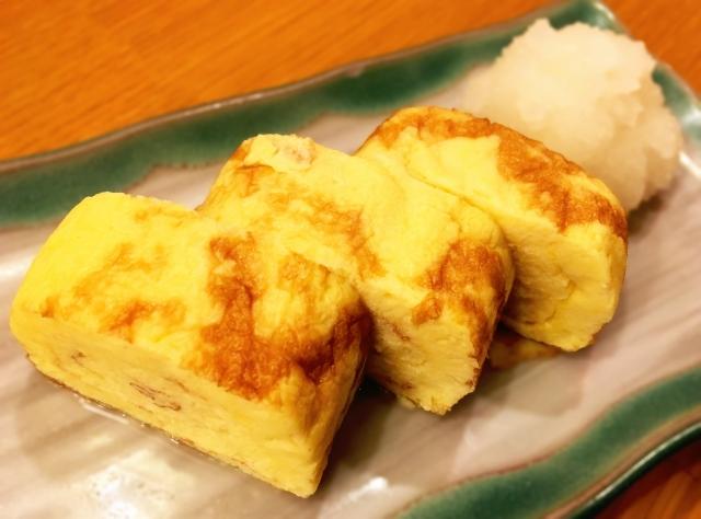 お弁当のおすすめ副菜:卵焼き