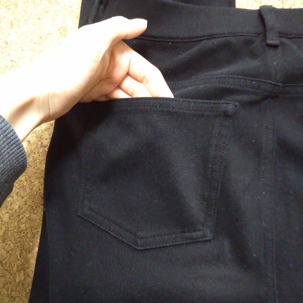 ユニクロのヒートテックレギンスパンツ着用レビュー