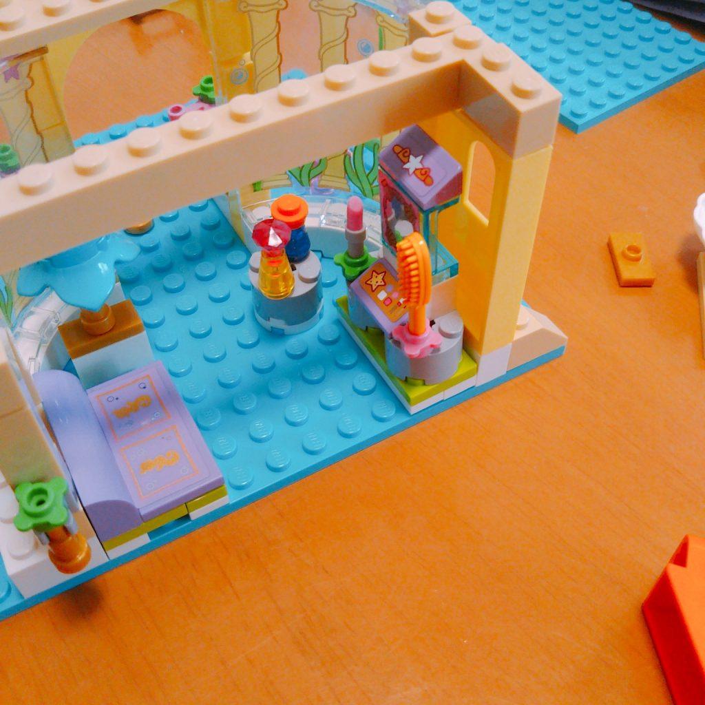 レゴ、アリエルの海の宮殿