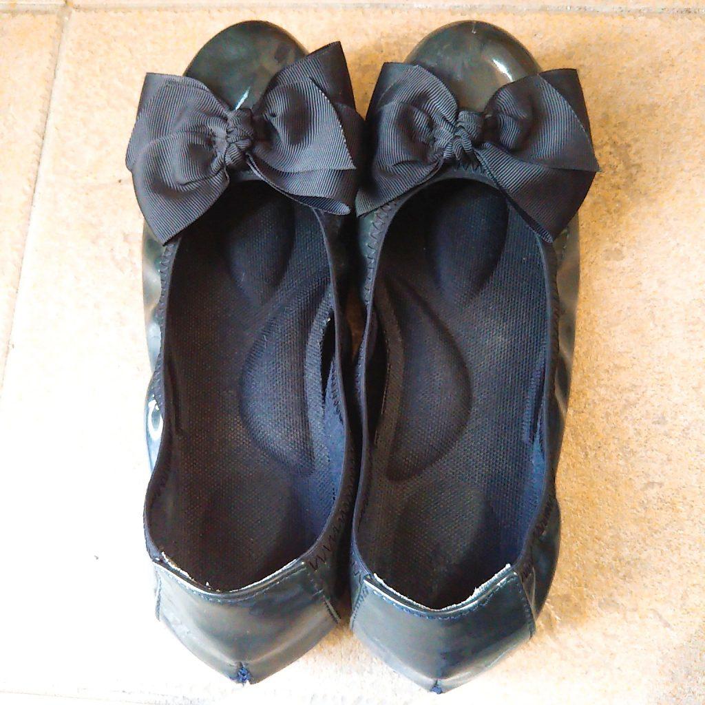 断捨離した靴