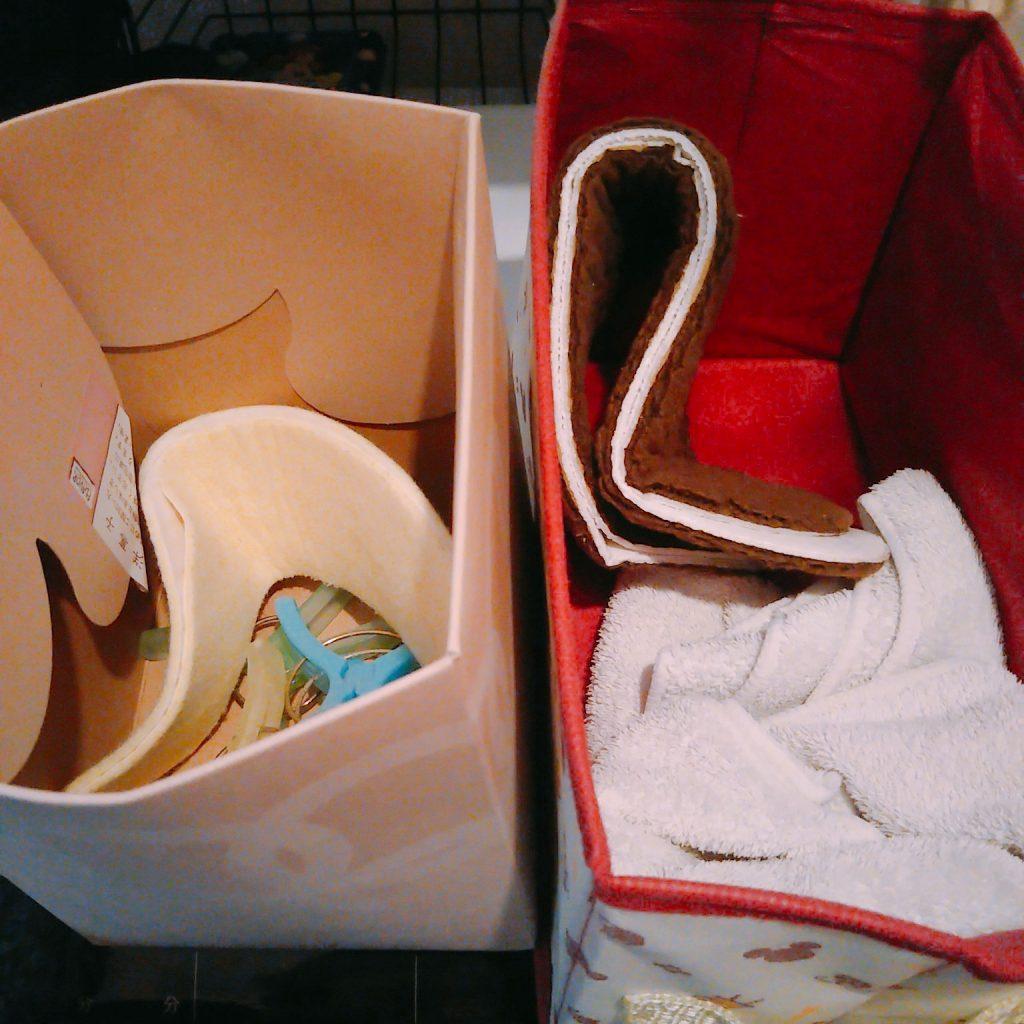 洗面所の不用品を断捨離