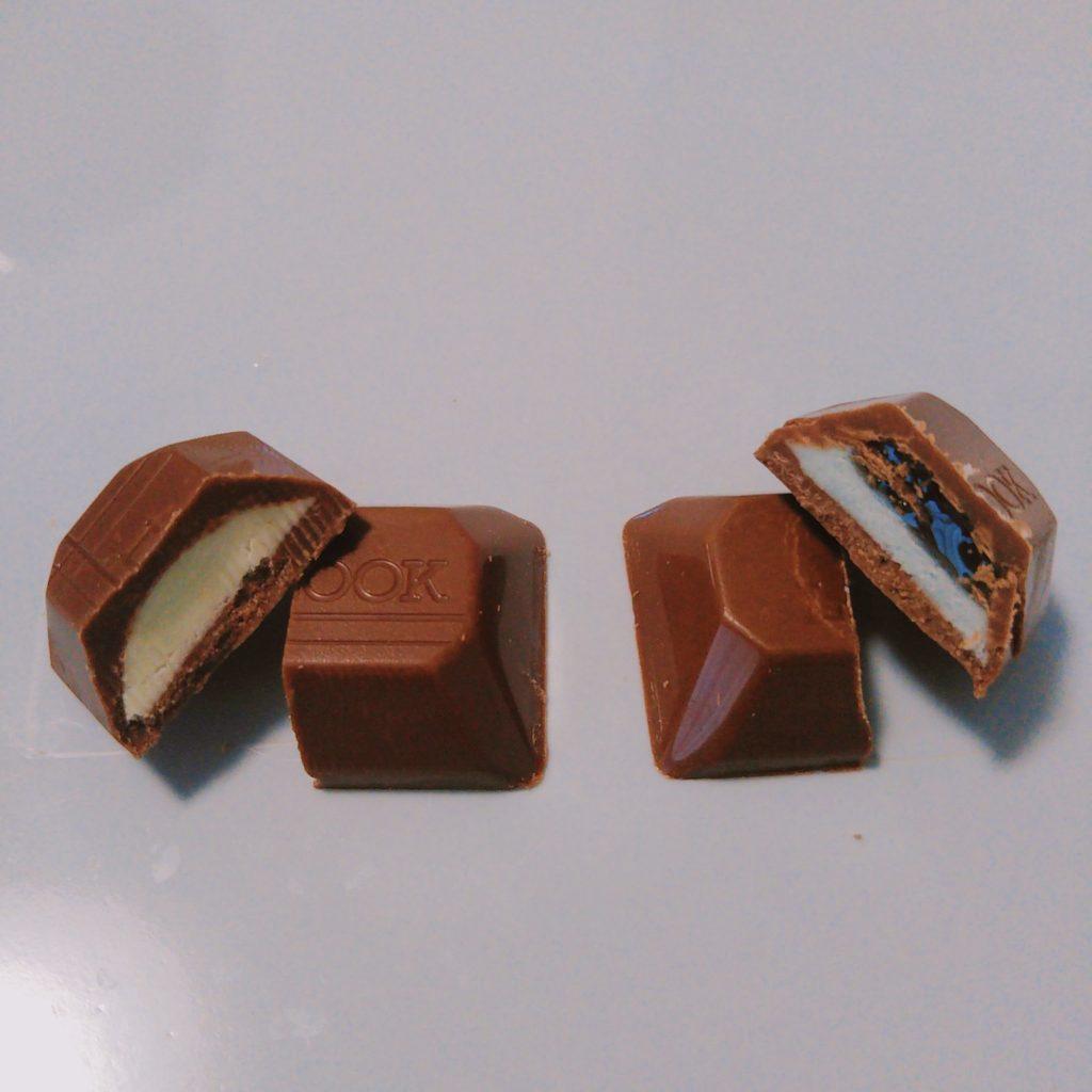 ルックチョコミント食べくらべ